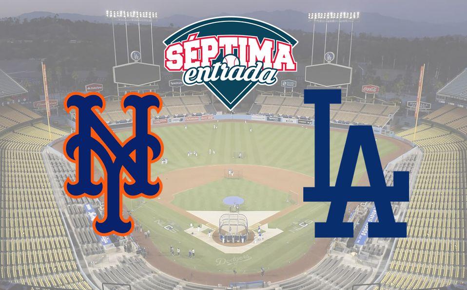 Dodgers vs. Mets, MLB 2021: Horario, TV, Cómo y Dónde ver EN VIVO