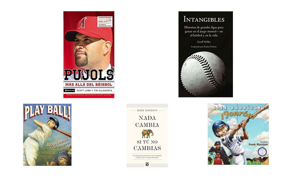 5 libros de beisbol que amarás (Parte 2)