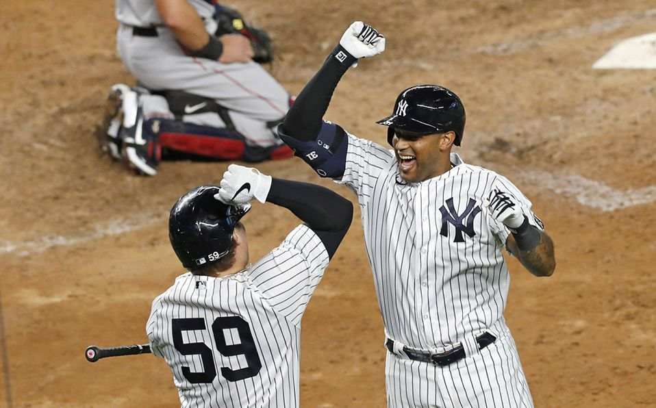 Los Yankees están a dos victorias del mayor dominio de su historia sobre Red Sox. (Foto: AP)