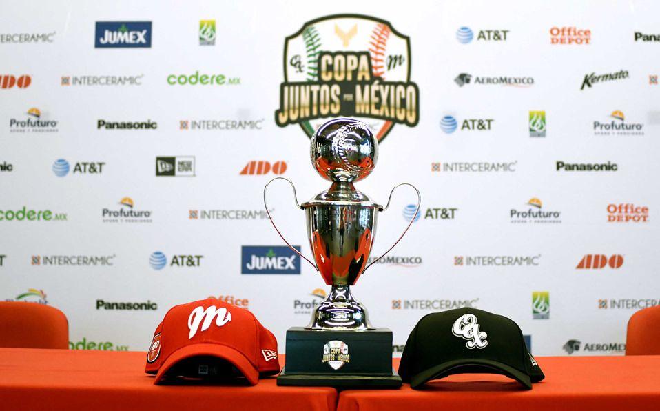 Arranca Copa 'Juntos por México'