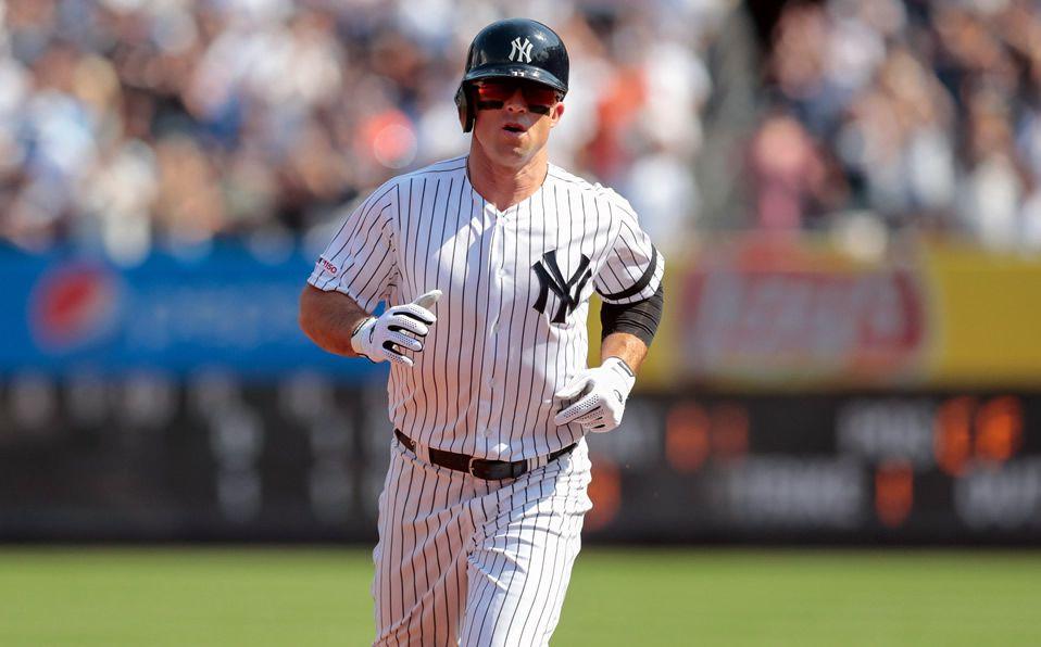 Gardner pudo haber jugado su último partido con los Yankees pues ahora es agente libre. (Foto: @YESNetwork)