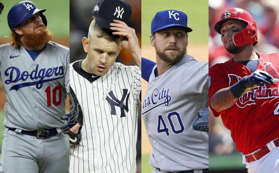 MLB: Los mejores agentes libres que siguen en el mercado