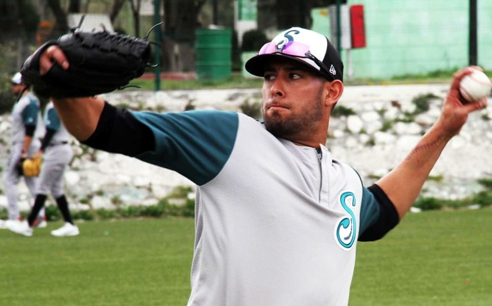 Soto jugará su segunda temporada con Saltillo. (Foto: LMB.com.mx)
