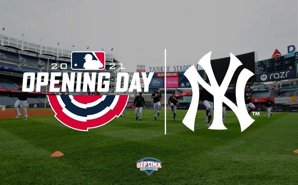 Los Yankees se enfrentarán vs. Blue Jays en la primera serie de la MLB. (Foto: Especial)