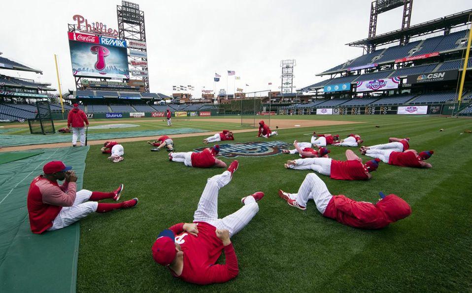 Los peloteros volverán al riguroso calendario de MLB. (Foto: AP)