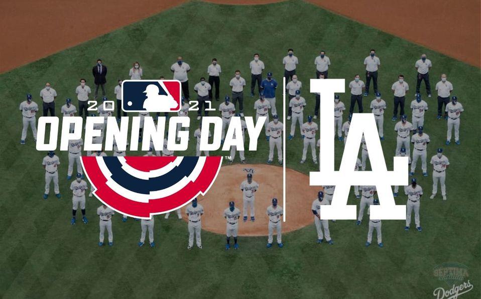 Los Dodgers empezarán la temporada 2021 enfrentando a los Rockies. (Foto: Especial)