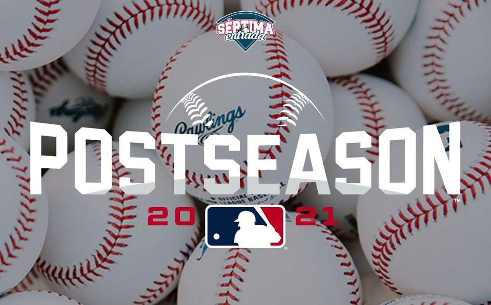 Los playoffs 2021 de la MLB terminarán con la edición 117 de la Serie Mundial. (Especial)