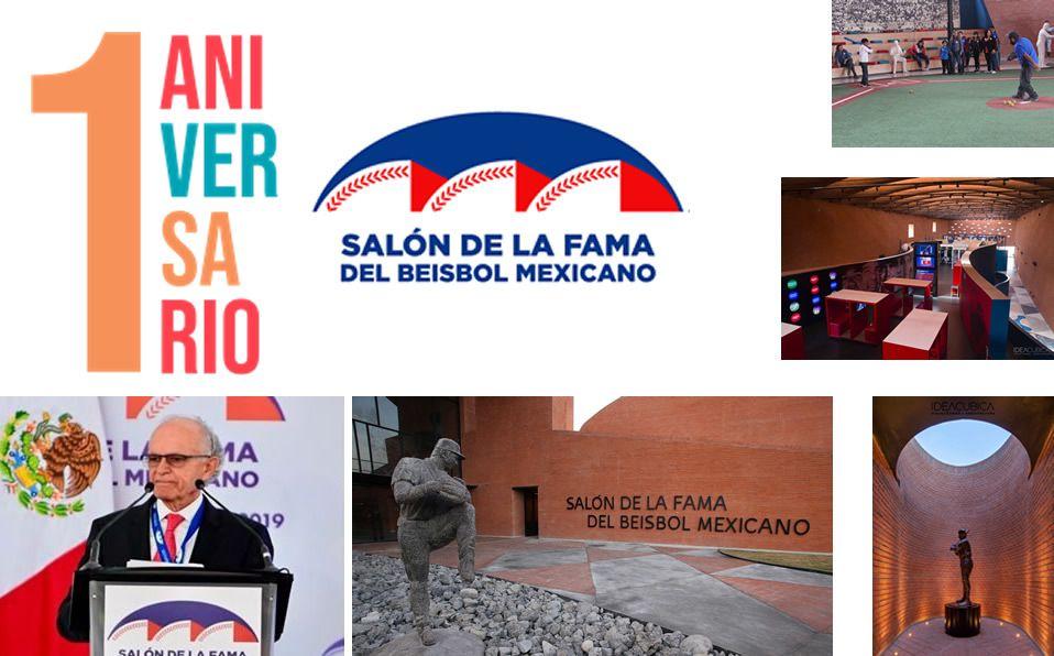 Salón de la Fama del Beisbol Mexicano cumple 1 año de vida