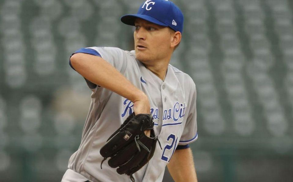 Durante la MLB 2020, Montgomery solo vio acción en tres partidos. (Foto: MLB.com)