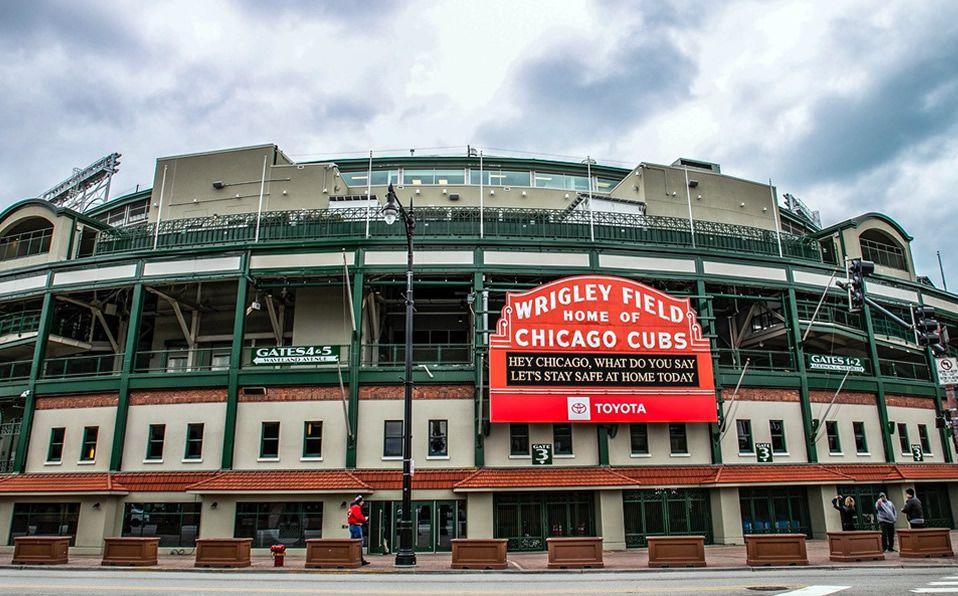 Wrigley Field regularmente tiene de las mejores entradas en la MLB. (Foto: @Cubs)