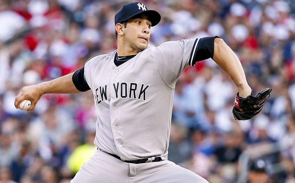 Luis Cessa de los New York Yankees