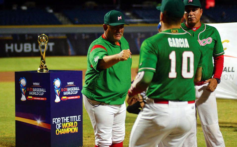 Enrique Reyes llevó a México al campeonato del Mundial Sub-23 en 2018. (Foto: @Reporte_Indigo)