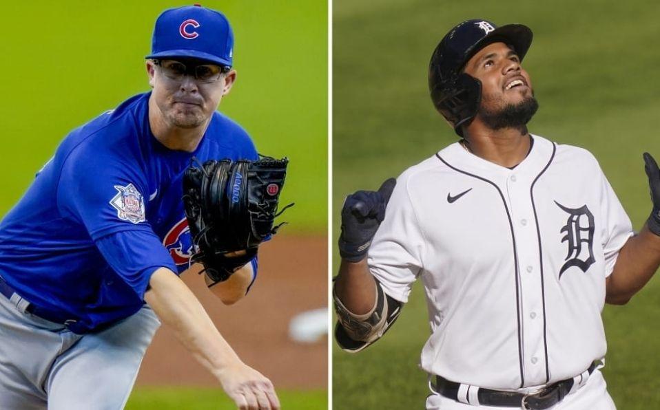 Ambos son elegidos Jugador de la Semana por primera vez. (Foto: MLB.com)