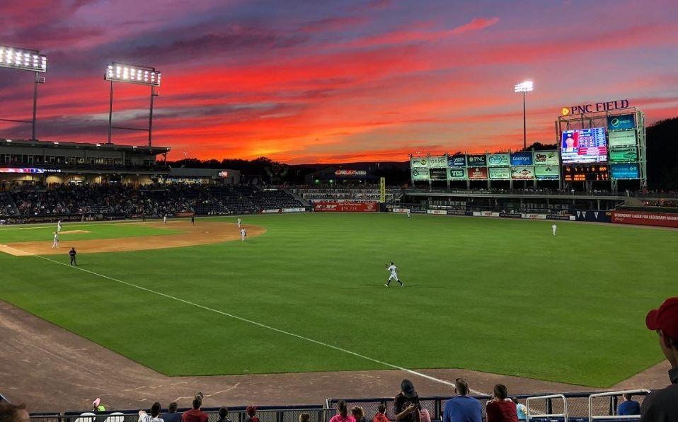 La proyección de MLB es disminuir de 160 a 120 los equipos de ligas menores. (Foto: fb.com/swbrailriders)