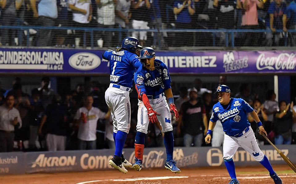 Acereros de Monclova es campeón de la Liga Mexicana