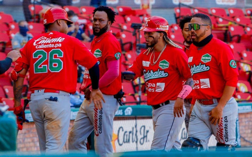 Panamá consiguió su primera victoria en la Serie del Caribe 2021. (Foto: Cortesía)