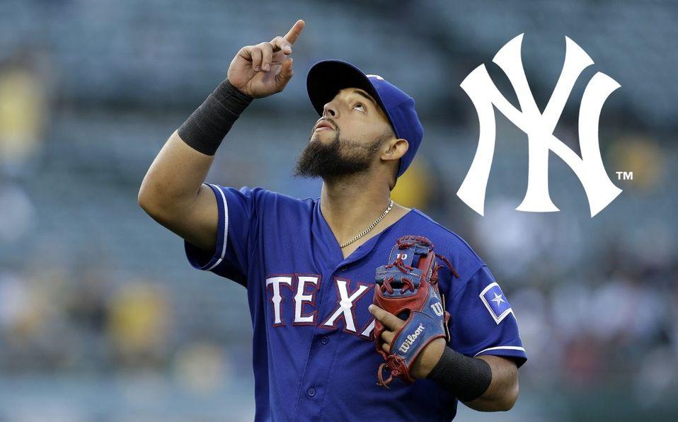 De ser activado, Rougned Odor jugará su temporada número 8 en MLB. (Foto: AP)
