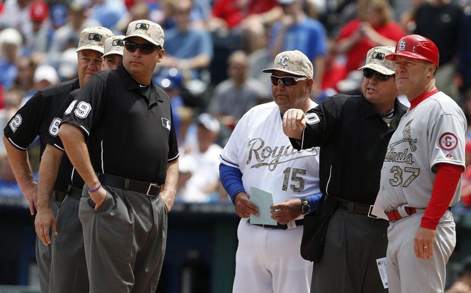 El intercambio de alineaciones antes del juego también será removido. (Foto: AP)