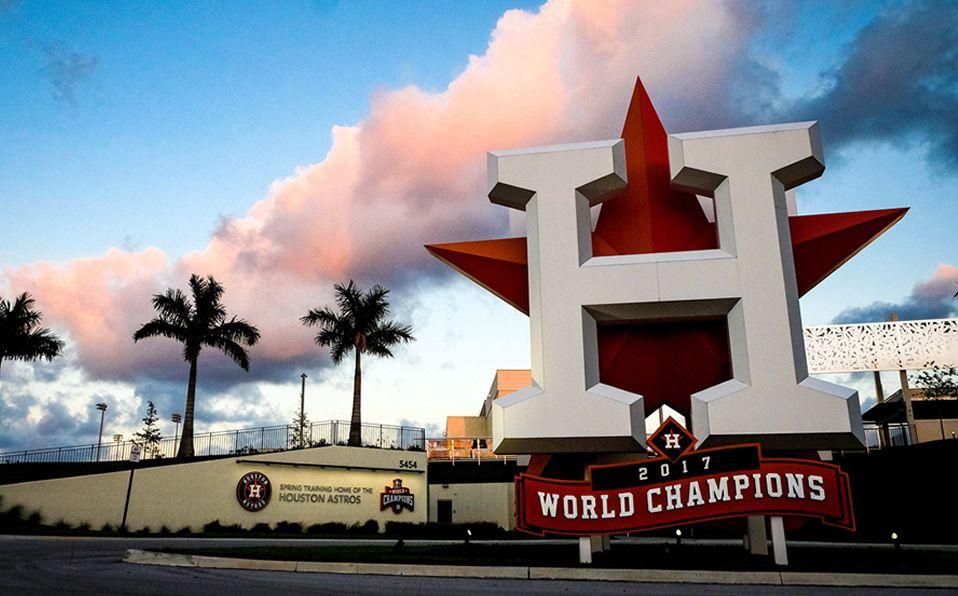 La investigación comenzó días después de que Astros perdiera la Serie Mundial 2019. (Foto: @astros)