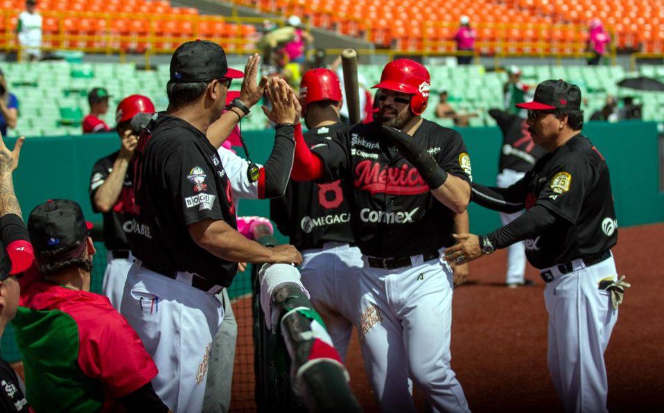 México llega al juego contra Venezuela con dos victorias al hilo. (Foto: @LMPbeisbol)