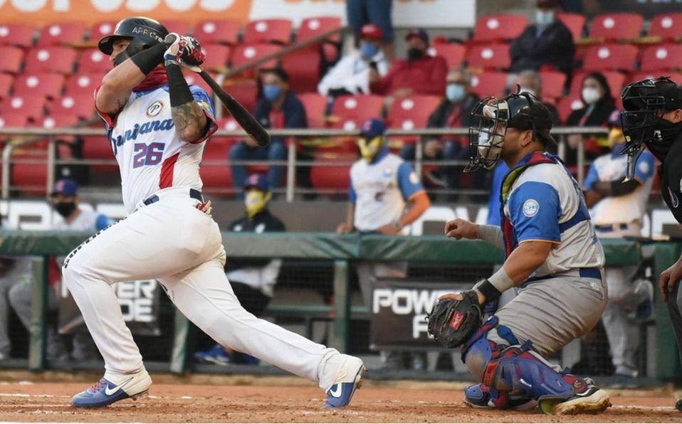 República Dominicana termina con marca perfecta; vence 3-2 a Colombia