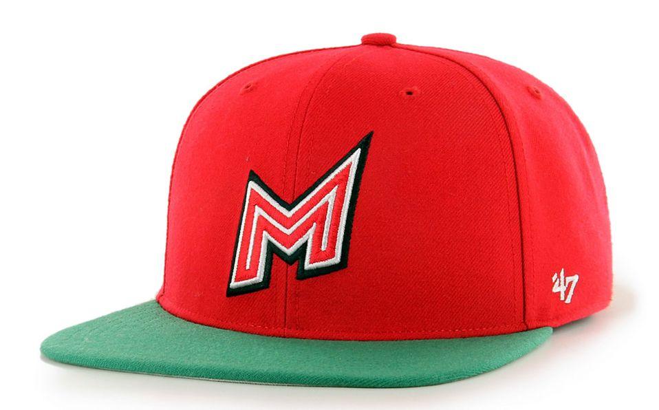 Esta es la gorra de entrenamiento que usarán las selecciones mexicanas