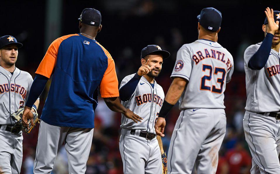 Astros repite la dosis y vuelve a ganar en el Fenway Park
