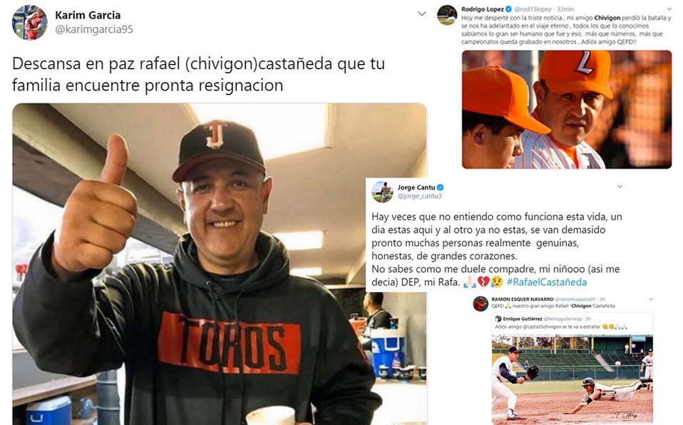 Así reaccionaron a la muerte del 'Chivigón' Castañeda