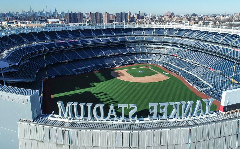 El Yankee Stadium, el estadio más limpio y seguro de MLB