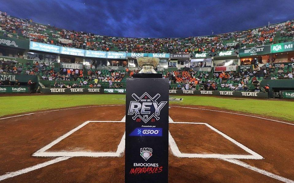 El Juego 5 de la Serie del Rey será el último del 2021 en el Parque Kukulcán Alamo. (Cortesía)