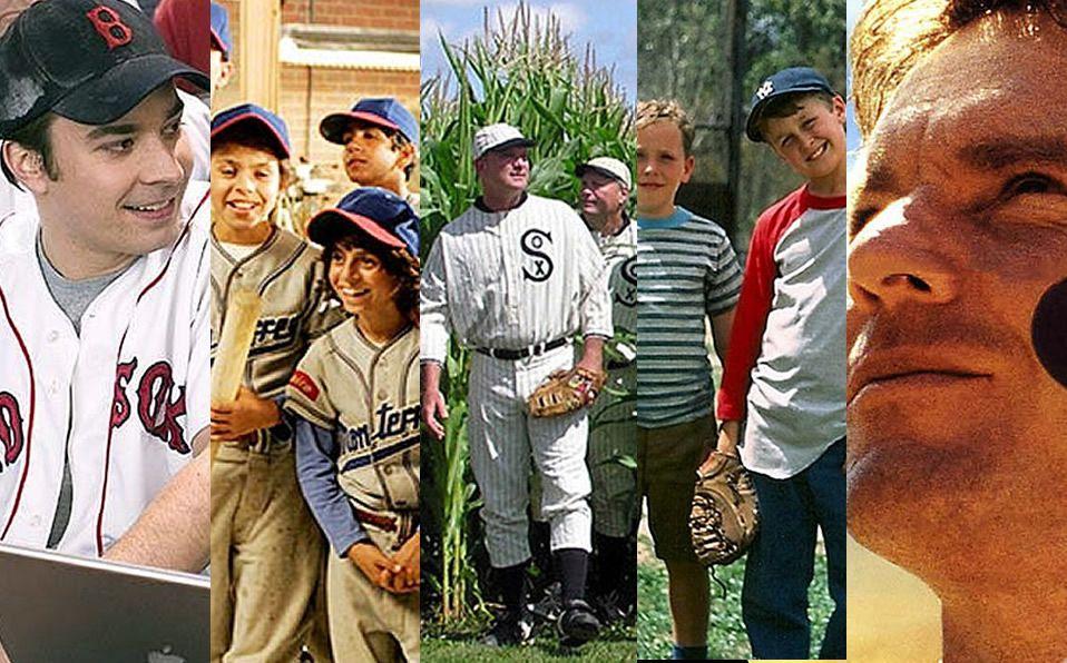 Las 5 películas de beisbol que te recomendamos ver