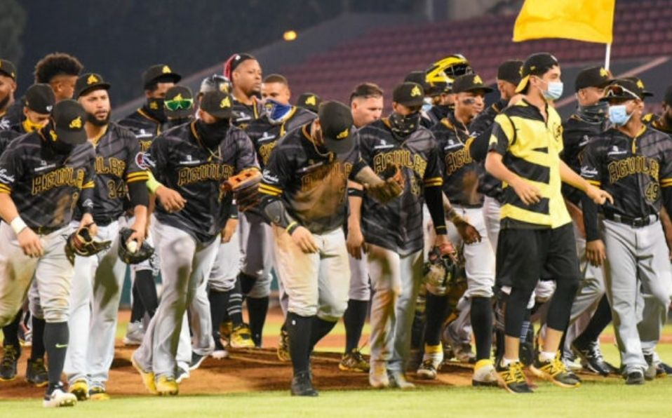 Así se preparan Las Águilas para su participación en Serie del Caribe