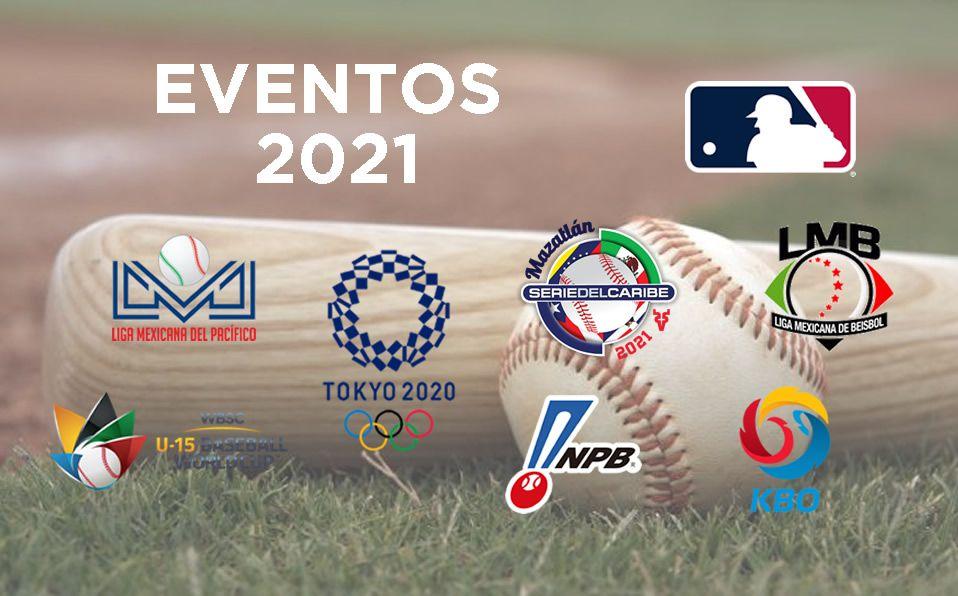 Los mejores eventos del 2021 del beisbol