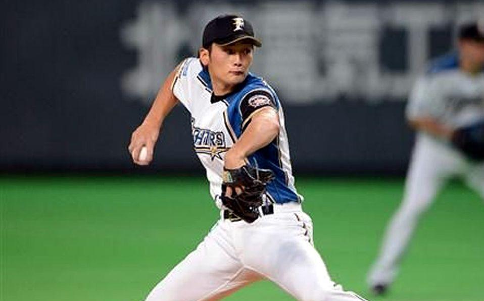 Masaru Nakamura jugó de 2010 a 2019 con los Nippon Ham Fighters en Japón. Foto: Especial