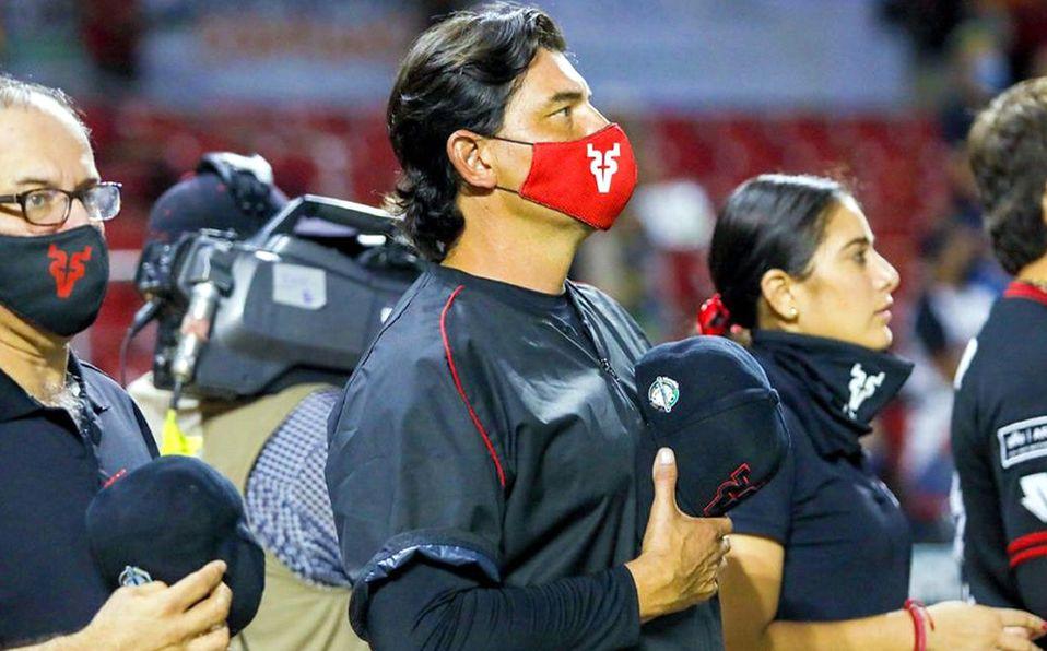 Pablo Ortega tomó el puesto de manager de los Venados la campaña anterior, tras sustituir a JJ Pacho. Foto: LMP