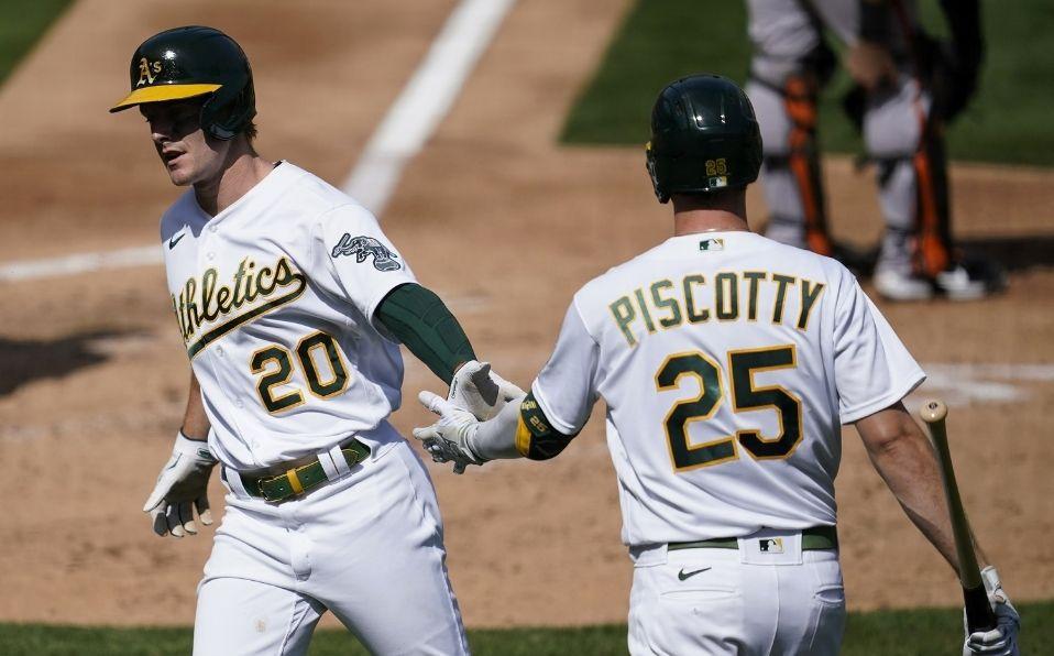 Athletics ganaría su primer título divisional desde 2013. (Foto: AP)