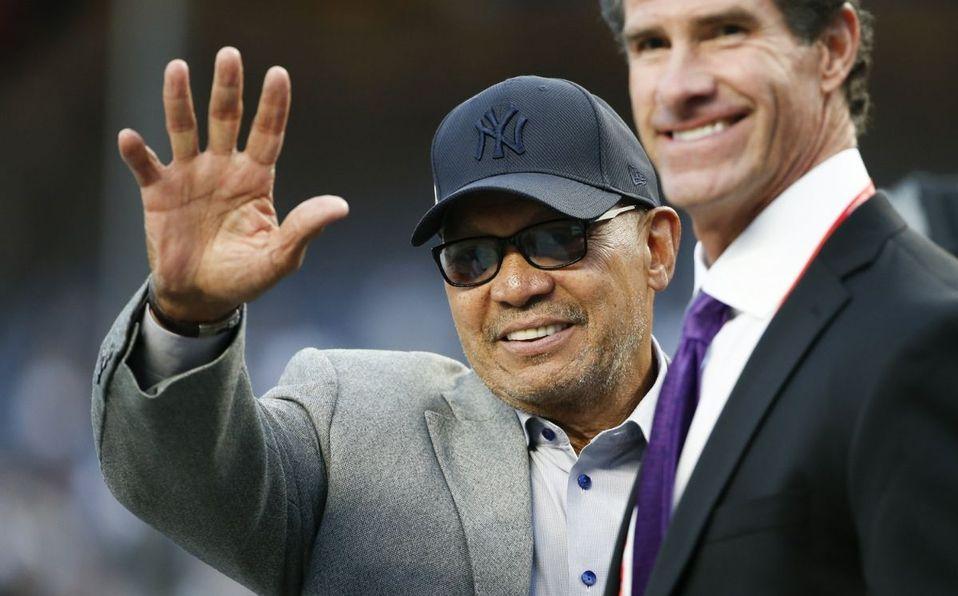 Reggie Jackson trabajó como asesor de los Yankees desde 1993. (Foto: AP)
