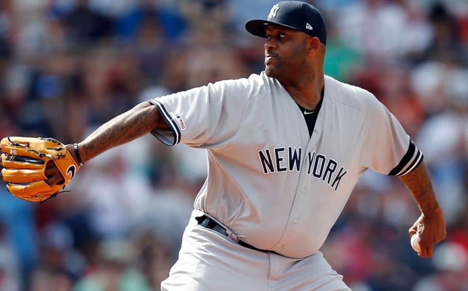 CC Sabathia esta en su temporada de retiro con los Yankees de Nueva York. (Foto: LasMayores.com)