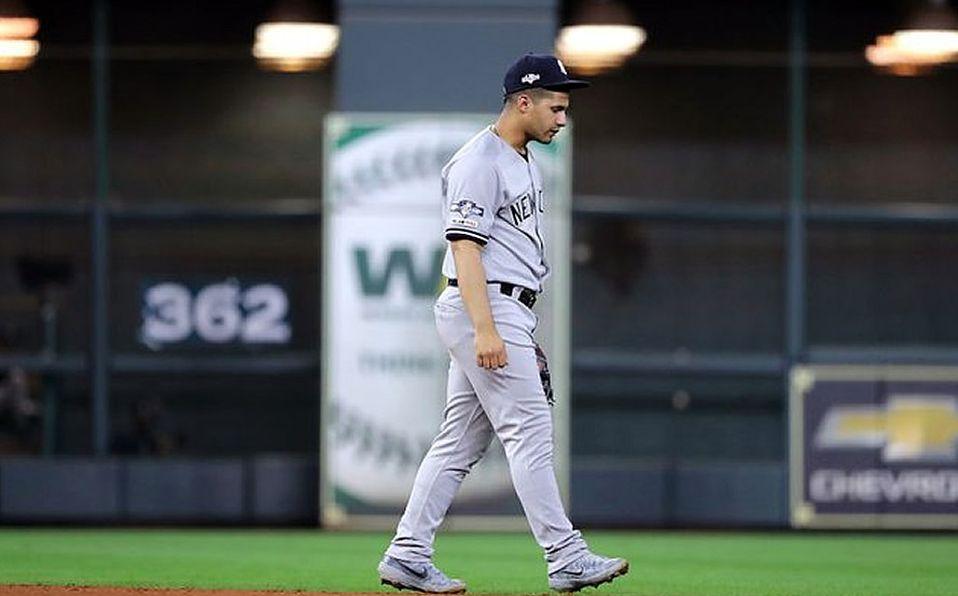 ¿Tienen los Yankees una nueva maldición?