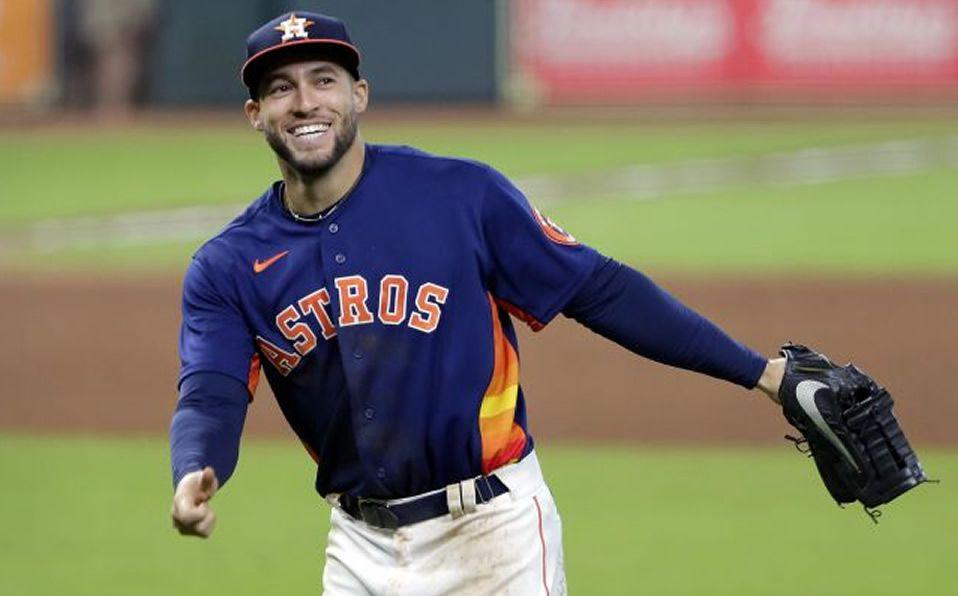 RUMORES MLB: George Springer decidirá esta semana