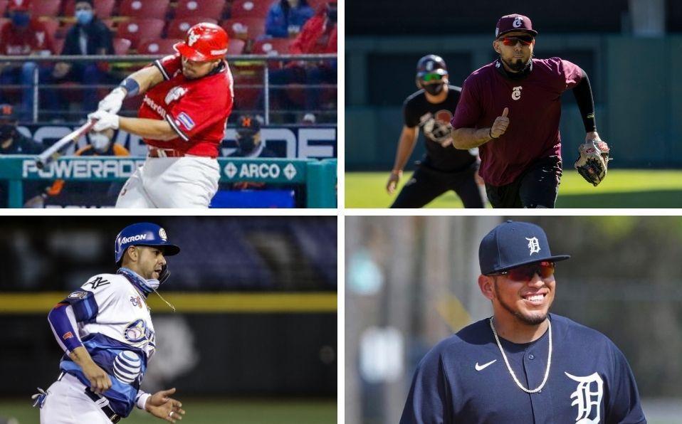 Los cuatro jugadores elegidos son bateadores reconocidos en la liga. (Foto: Especial)