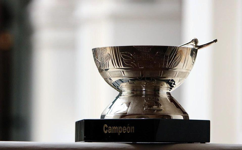 La Copa Zaachila es el trofeo institucional de la Liga Mexicana. (Foto: @LigaMexBeis)