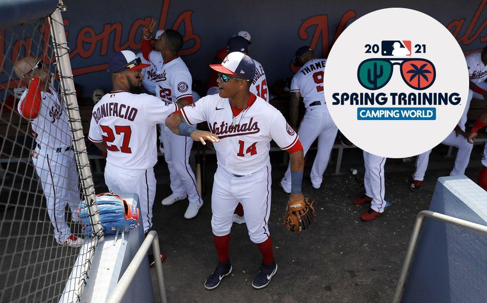 La mayoría de equipos reportarán al Spring Training 2021 entre el 17 y 18 de febrero. (Foto: AP)