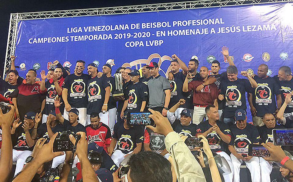 Bicampeón en Venezuela: Cardenales de Lara va a la Serie del Caribe
