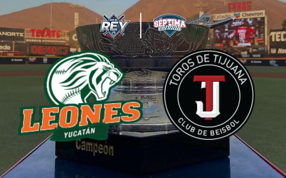 Leones se enfrenta a Toros en los últimos juegos por el campeonato de la LMB 2021. (Especial)