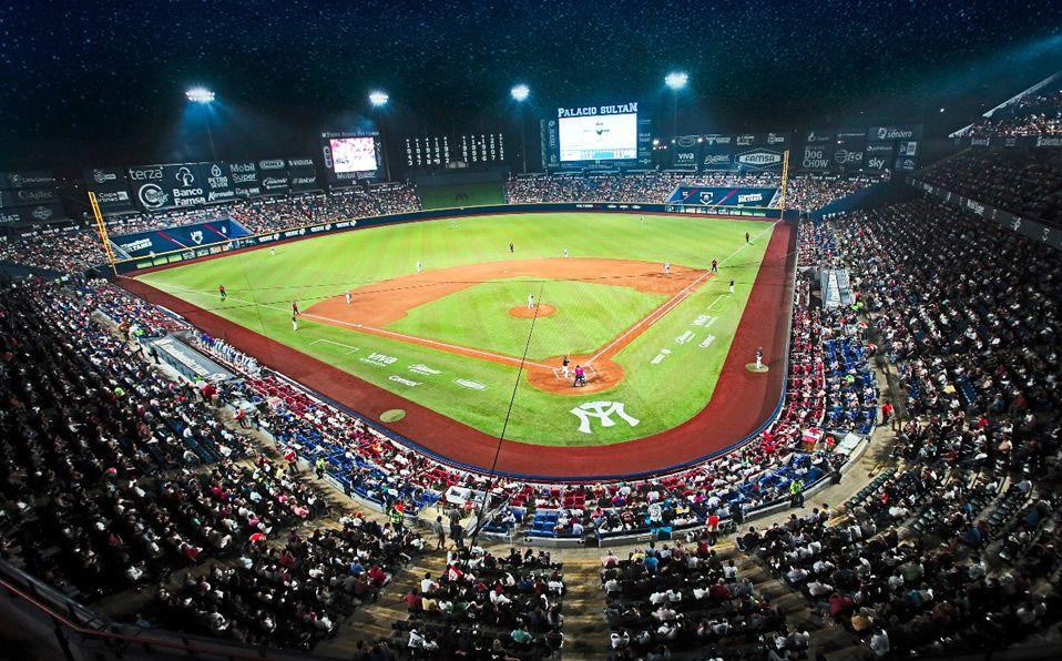 El inmueble es el más grande para beisbol en México y Latinoamérica. (Foto: @SultanesOficial)