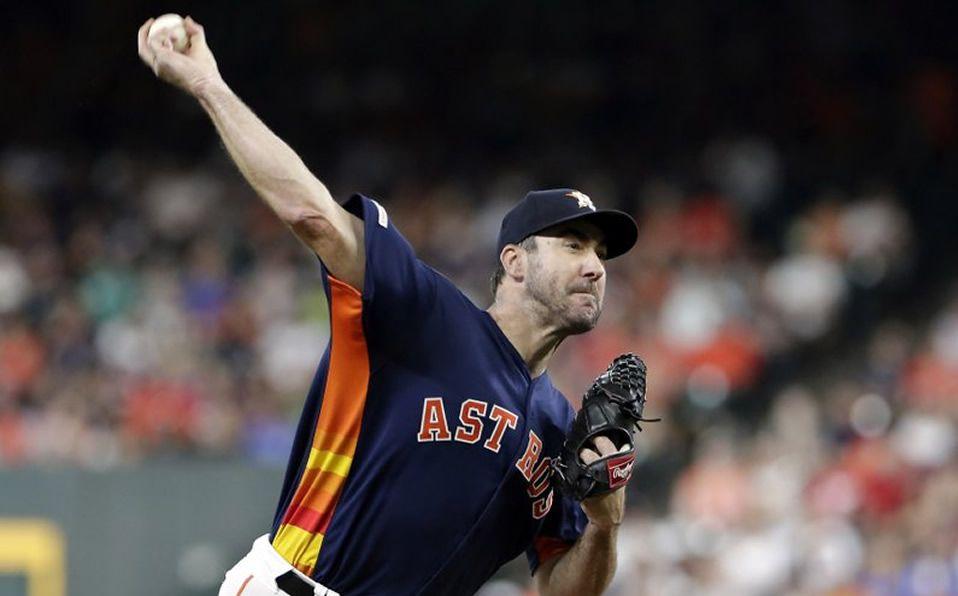 Justin Verlander abrirá en el Opening Day por los Astros