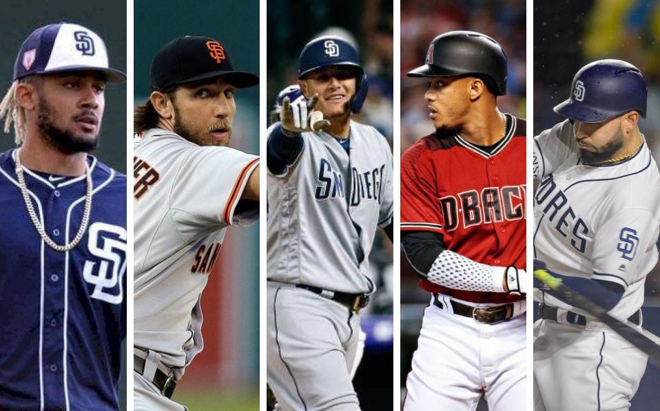 Aún con pocas temporadas, estos jugadores se perfilan como el futuro de Grandes Ligas. (Foto: Especial)