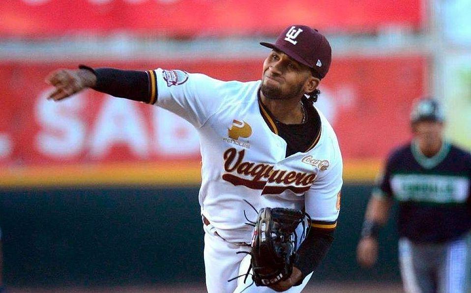 LMB: Algodoneros se refuerza con el pitcher Rafael Pineda