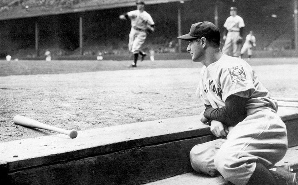 Lou Gehrig terminó su carrera en Grandes Ligas en 1939. (Foto: @MLB)